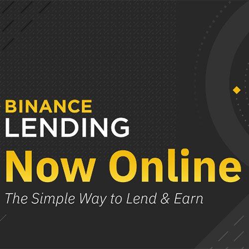 Genera Ingresos Pasivos con Binance Lending